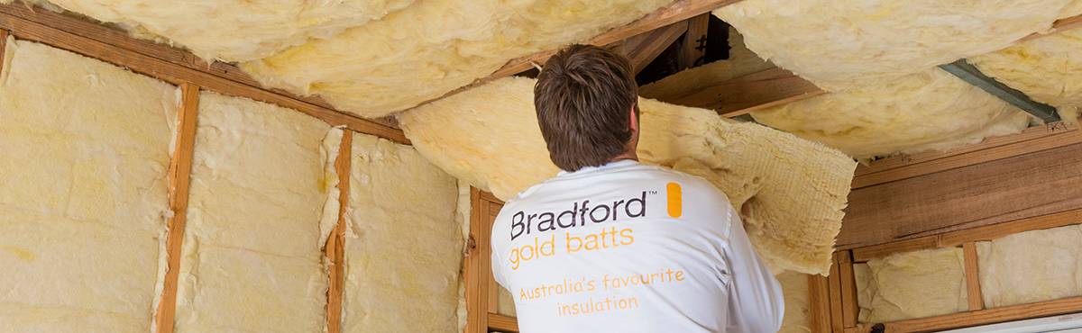 bradford gold ceiling batts